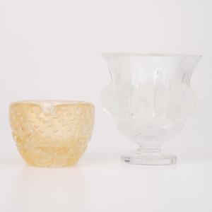 Lalique Dampierre Vase, Plus