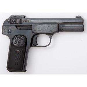 ** Belgian FN Model 1900 Pistol