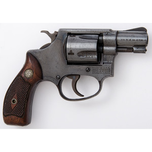 ** Smith and Wesson Model 36 Revolver