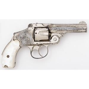 Smith & Wesson Safety Model Revolver