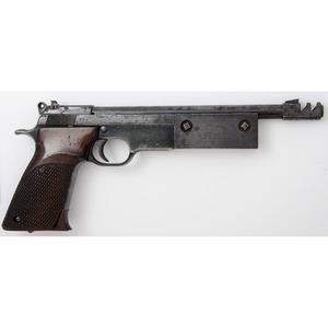 ** Pietro Beretta  Target Pistol