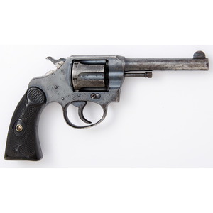 Colt Police Positive Revolver