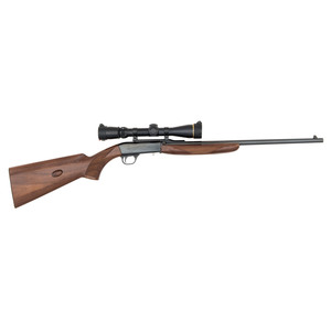 *Browning Semi-Automatic Rifle with Scope