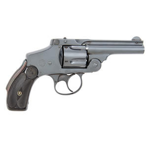 Smith and Wesson Safety Hammerless Revolver