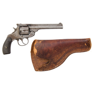Harrington and Richardson Top Break Revolver