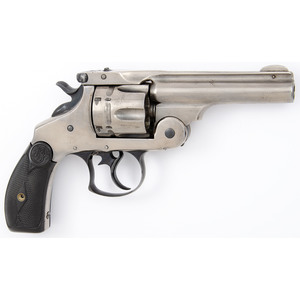 Smith & Wesson .44 Double Action Frontier Model Revolver