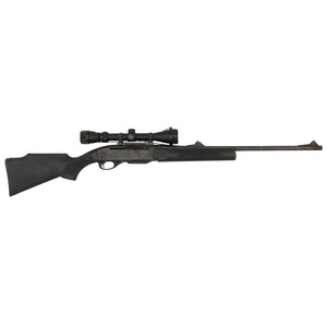 * Remington Model 7400 Rifle with Scope