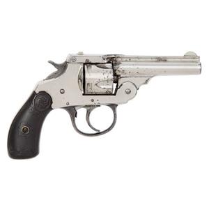 Iver Johnson Top Break Revolver