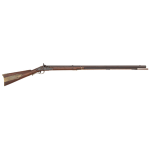 Percussion Altered US Model 1803 (M1814) Harpers Ferry Rifle