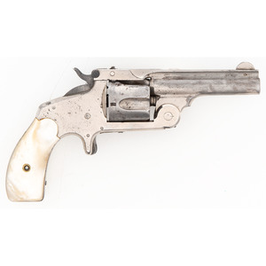 Single Action First Model Revolver Model No. 2 aka