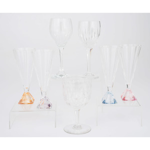 Stuart Crystal and Other Stemware