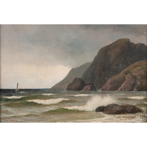 Danish School, Seascape