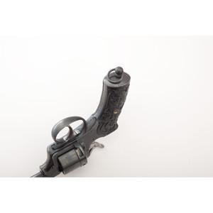 Galand Retailer Marked Belgian Pocket Revolver