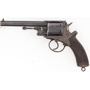 Adams Model 1878 MkIII British Military Revolver