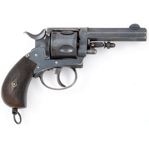 Dutch Edouard de Beamont Bull Dog Revolver
