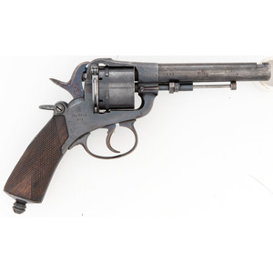 Danish Model 1865/97 Revolver
