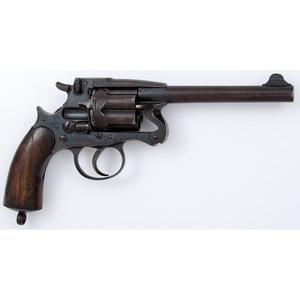 British Military Enfield MkII Revolver