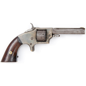 Rollin White Pocket Revolver