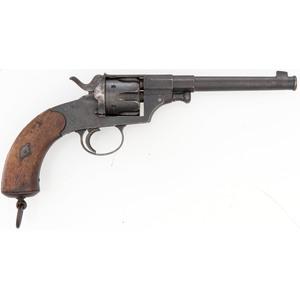 German Model 1879 Reichsrevolver