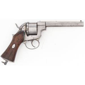 Model 1860 Pidault & Cordier (Raphael) Revolver