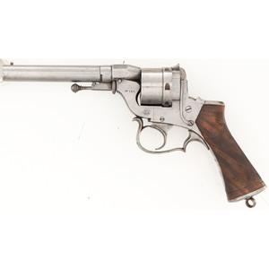 French Model 1859 Perrin Revolver