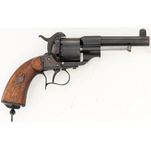 Italian Pinfire Revolver