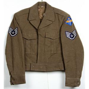 Lot of Two Interwar U.S. Uniforms