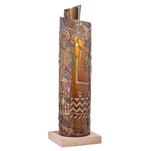 Tammy Garcia (Santa Clara, B. 1969) Bronze Sculpture