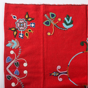 Northern Plains Beaded Panel, From the Stanley B. Slocum Collection, Minnesota