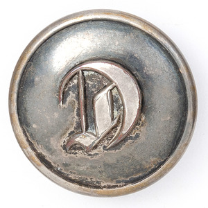 Confederate Cavalry Coat Button
