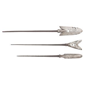 Lot of Three Japanese Arrowheads