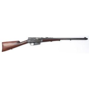 ** Peruvian-Marked Remington Model 8 Rifle