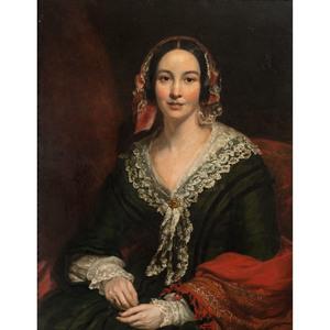 Thomas Phillips (British, 1770-1845), Attributed