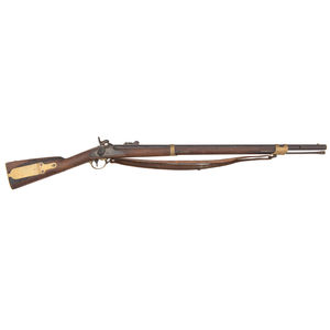 Harpers Ferry Model 1841 Mississippi Rifle with Type IIB Arsenal Upgrades