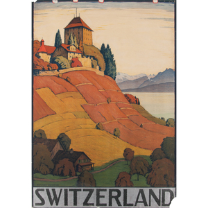 Ernst Emil Schlatter (Swiss, 1883-1954) Switzerland