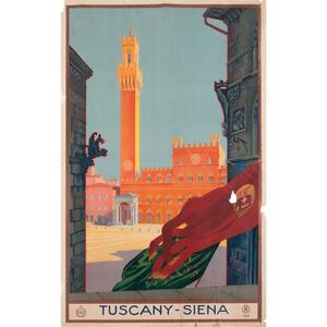 Tuscany - Siena, Italy