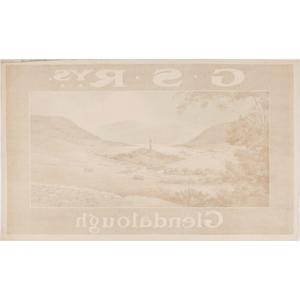 Walter Till (20th Century) Glendalough