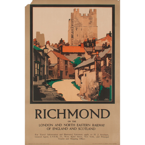 Fred Taylor (British, 1875-1963) Richmond