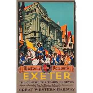 Exeter Southern Railway and Great Western Railway, Lot of Two