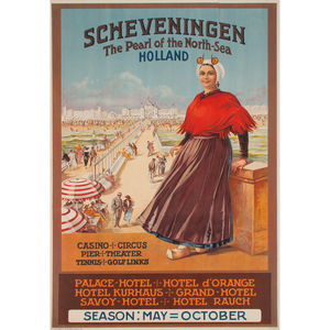 Scheveningen The Pearl of the North-Sea Holland