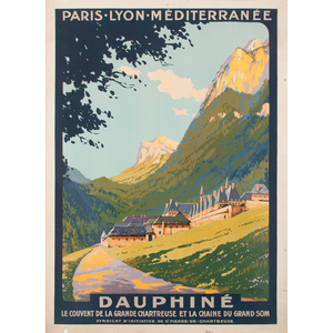 Roger Soubie (French, 1898-1984) Dauphiné
