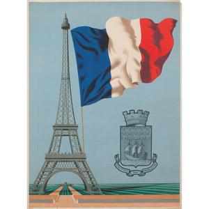 Fluctuat Nec Mergitur French Liberation