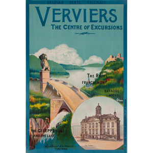 Verviers The Centre of Excursions