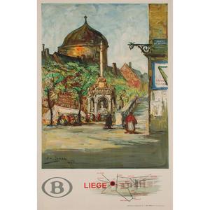 Armand G. G. Jamar (Belgian, 1870–1946) Liege