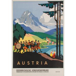 Hermann Kosel (Austrian, 1896–1983) Austria