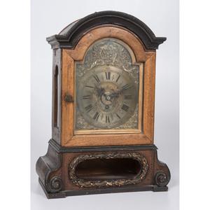 An Austrian Bracket Clock