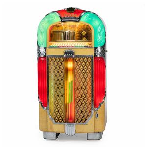 A Rock-Ola, Model 1428 Magic Glo Jukebox