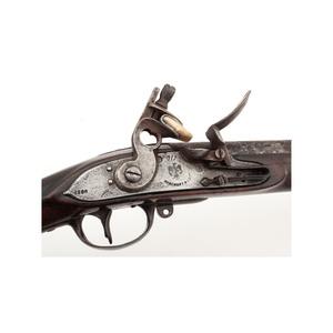 US Springfield Model 1795 Type II Musket Dated 1808