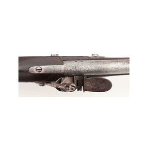 US Model 1795 Springfield Musket With 33