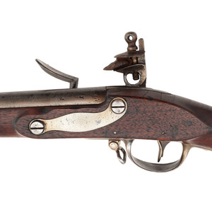 Model 1795 Springfield Musket Type II